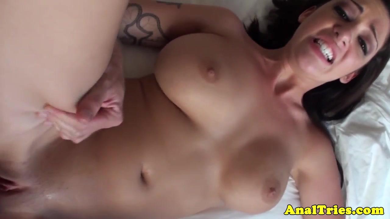 Оргазм у пышечки