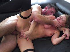 Порно видео с горничной онлайн