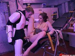 Звездные войны порно пародия в улучшенном качестве