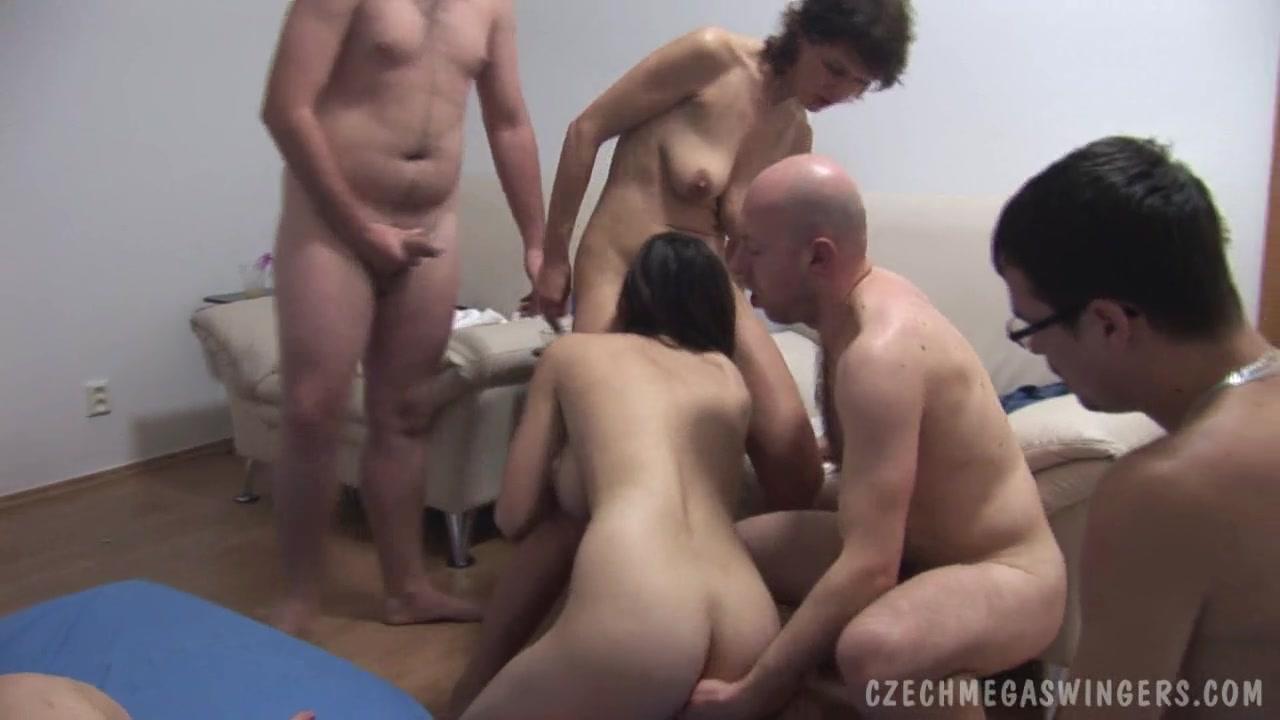 Секс у свингеров