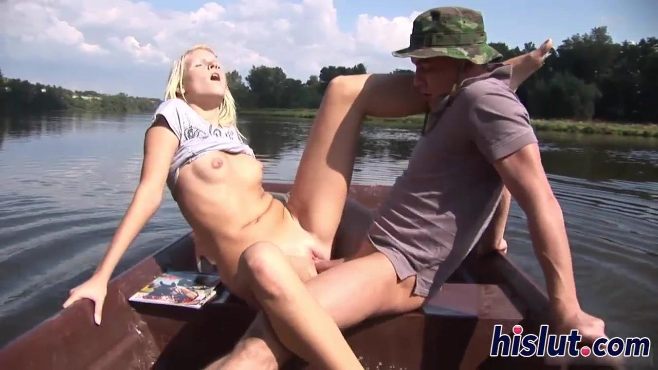 Порно геев на рыбалке